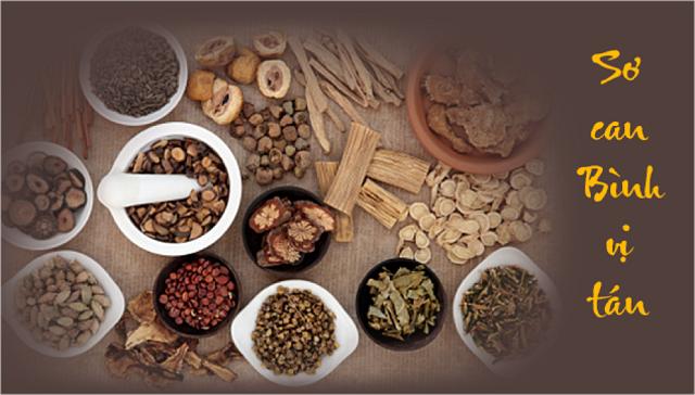 Bài thuốc chữa viêm đau dạ dày