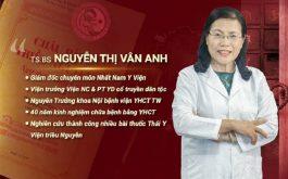TS.BS Nguyễn Thị Vân Anh tư vấn cách chữa đau dạ dày dứt điểm - Hết đau rát, ợ chua, KHÔNG tái phát
