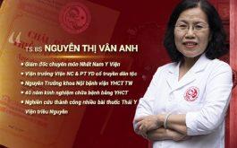 Chiến thắng trào ngược cùng vị chuyên gia 40 năm kinh nghiệm - TS.BS Nguyễn Thị Vân Anh