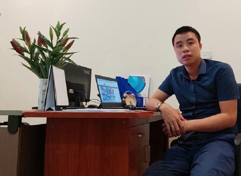 Anh Nguyễn Văn Hoàng khỏi bệnh nhanh chóng sau khi dùng Nhất Nam Bình Vị Khang