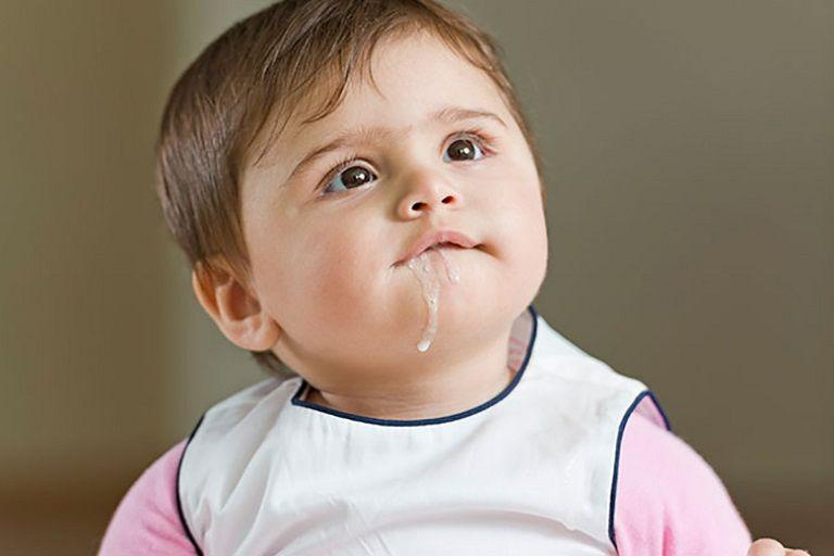 Trẻ em cũng là một trong những đối tượng gặp phải tình trạng trào ngược dạ dày